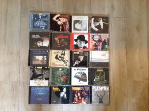 Keith Jarrett, Horowitz, Clara Ponty, Robert Glasper, Eric Legnini, Petrucciani,Philippe Milanta, Monty Alexander, Beethoven 9...