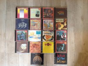 Magma, Weather Report, Yellow Jackets, Aldimeola, John Mc Laughlin, Return to Forever, Mahavishnu Orchestra, Spyro Gyra,